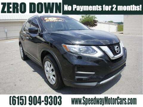 2017 Nissan Rogue for sale at Speedway Motors in Murfreesboro TN