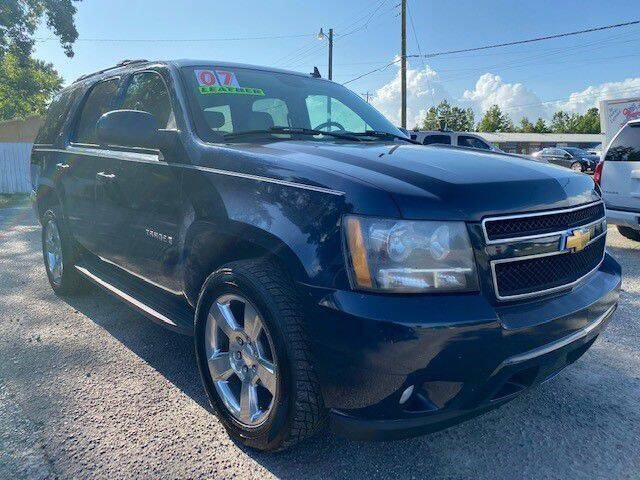 2007 Chevrolet Tahoe for sale at Harry's Auto Sales, LLC in Goose Creek SC