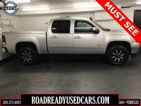 2011 GMC Sierra 1500 for sale at Road Ready Used Cars in Ansonia CT