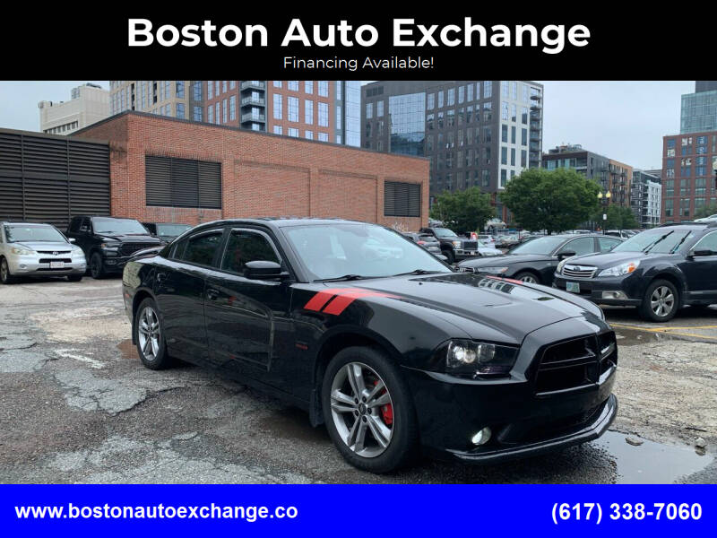 2013 Dodge Charger for sale at Boston Auto Exchange in Boston MA