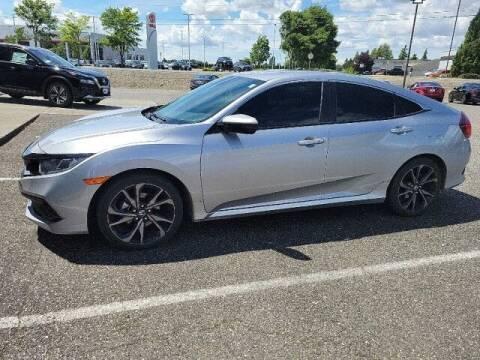 2019 Honda Civic for sale at Karmart in Burlington WA