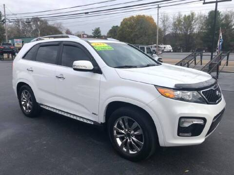 2013 Kia Sorento for sale at Houser & Son Auto Sales in Blountville TN
