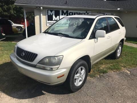2000 Lexus RX 300 for sale at Mama's Motors in Greer SC