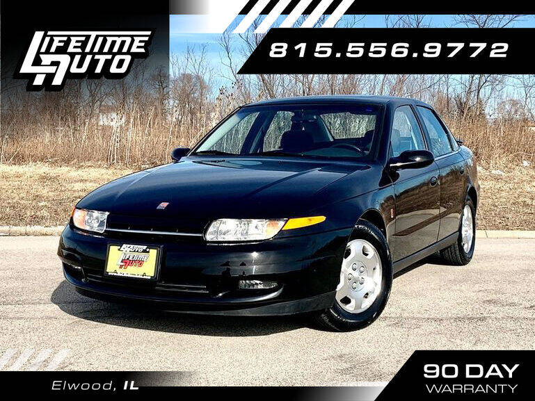 2001 Saturn L-Series for sale at Lifetime Auto in Elwood IL