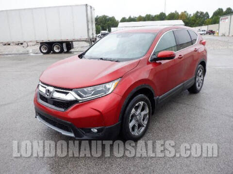 2018 Honda CR-V for sale at London Auto Sales LLC in London KY