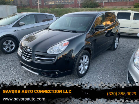 2006 Subaru B9 Tribeca for sale at SAVORS AUTO CONNECTION LLC in East Liverpool OH