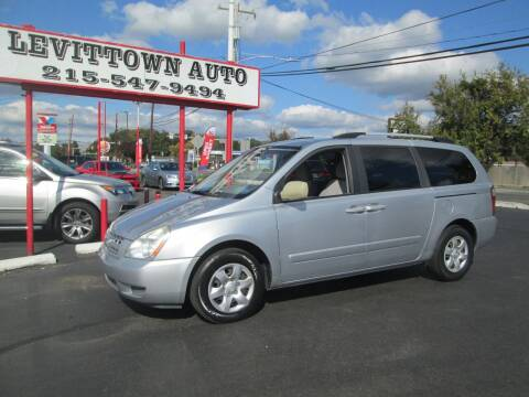2009 Kia Sedona for sale at Levittown Auto in Levittown PA