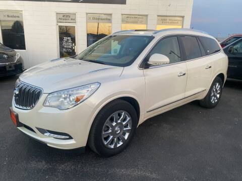 2014 Buick Enclave for sale at BISMAN AUTOWORX INC in Bismarck ND