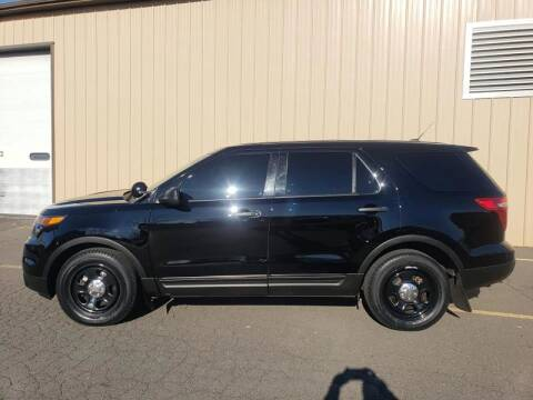 2014 Ford Explorer for sale at Massirio Enterprises in Middletown CT