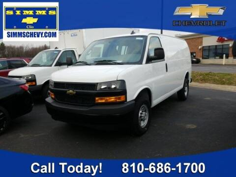 2020 Chevrolet Express Cargo for sale at Aaron Adams @ Simms Chevrolet in Clio MI