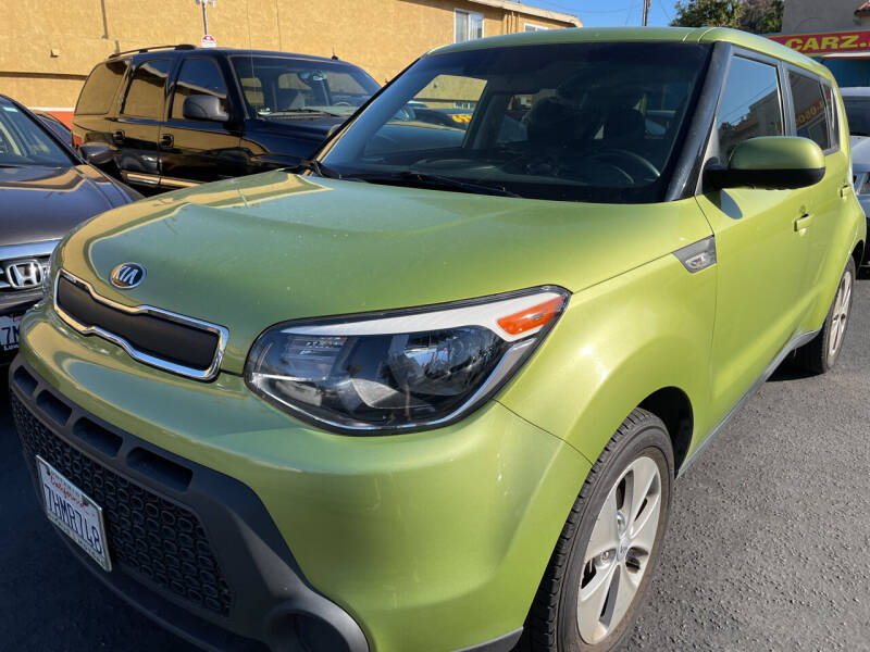 2014 Kia Soul for sale at CARZ in San Diego CA