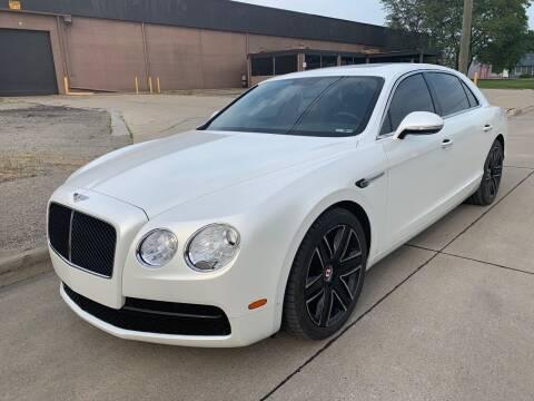 2016 Bentley Flying Spur for sale at M-97 Auto Dealer in Roseville MI