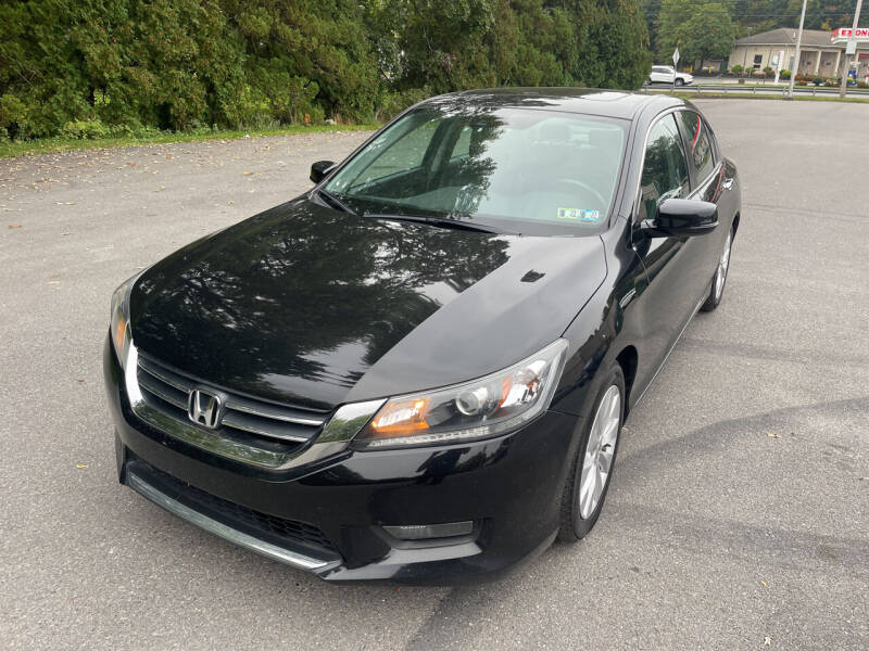 2014 Honda Accord for sale at Washington Auto Repair in Washington NJ