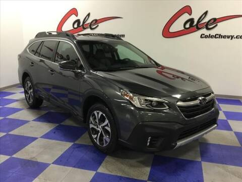 2021 Subaru Outback for sale at Cole Chevy Pre-Owned in Bluefield WV