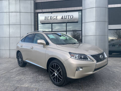 2015 Lexus RX 350 for sale at Berge Auto in Orem UT