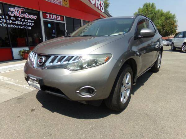 2009 Nissan Murano for sale at Phantom Motors in Livermore CA