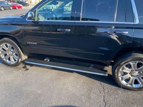 2017 Chevrolet Tahoe for sale at Elite Auto Brokers in Lenoir NC