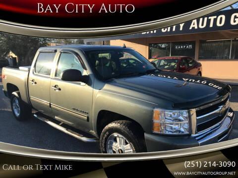 2011 Chevrolet Silverado 1500 for sale at Bay City Auto's in Mobile AL