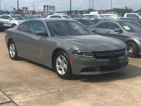 2017 Dodge Charger for sale at Discount Auto Company in Houston TX