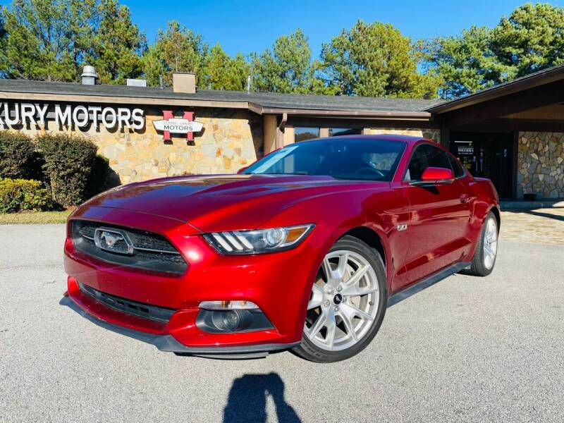 2015 Ford Mustang for sale at Classic Luxury Motors in Buford GA
