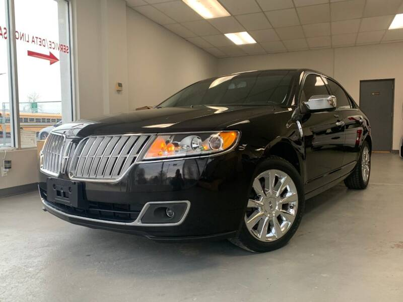 2012 Lincoln MKZ for sale at HIGHLINE AUTO LLC in Kenosha WI