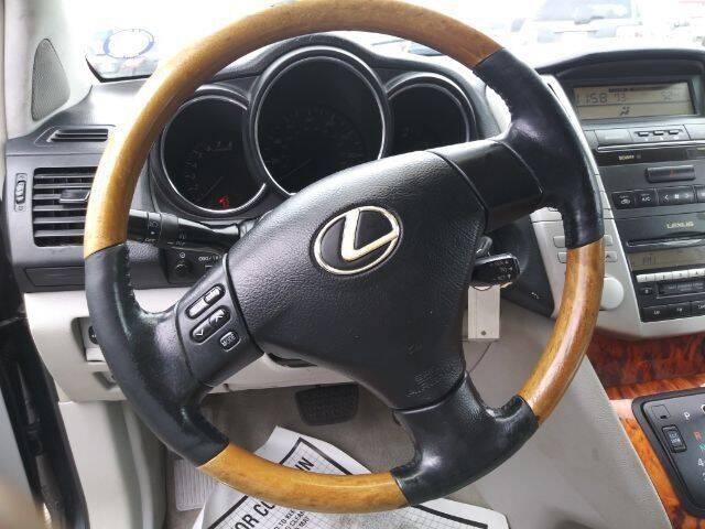 2005 Lexus RX 330 Fwd 4dr SUV - Montgomery AL