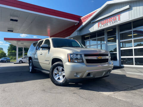 2014 Chevrolet Suburban for sale at Furrst Class Cars LLC in Charlotte NC