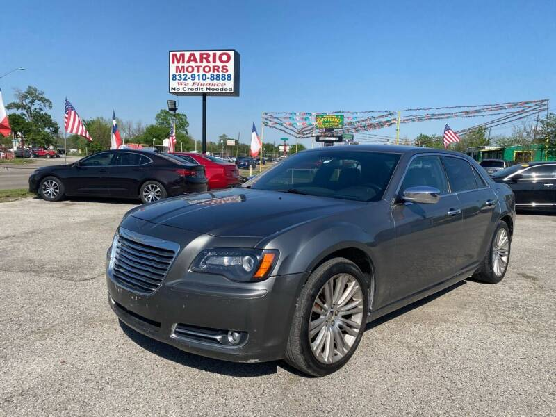 2011 Chrysler 300 for sale at Mario Motors in South Houston TX
