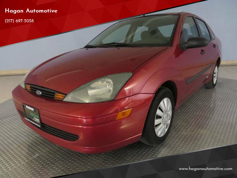 2004 Ford Focus for sale at Hagan Automotive in Chatham IL