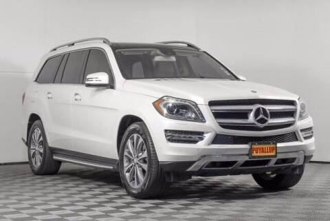 2013 Mercedes-Benz GL-Class for sale at Washington Auto Credit in Puyallup WA