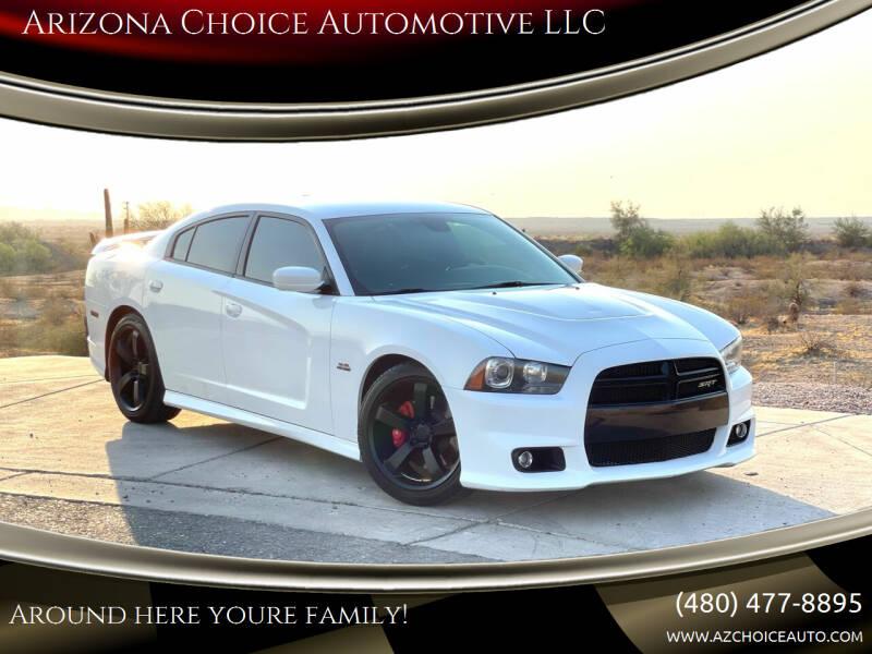 2013 Dodge Charger for sale at Arizona Choice Automotive LLC in Mesa AZ