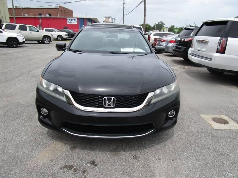 2013 Honda Accord for sale at Downtown Motors in Milton FL