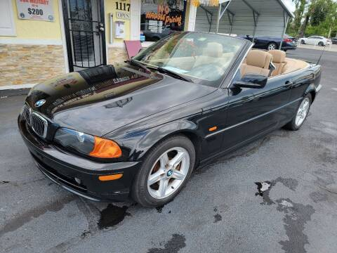 2002 BMW 3 Series for sale at ANYTHING ON WHEELS INC in Deland FL