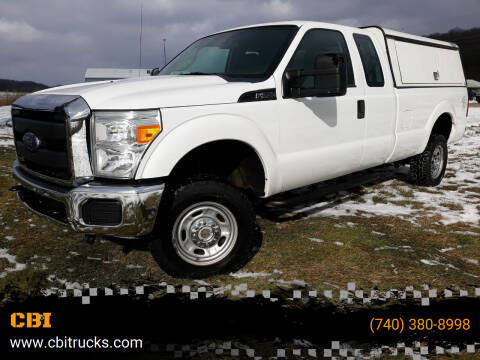 2015 Ford F-250 Super Duty for sale at CBI in Logan OH