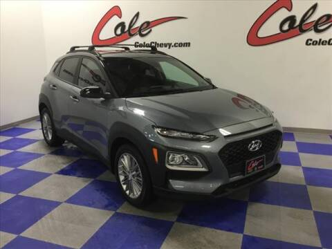 2020 Hyundai Kona for sale at Cole Chevy Pre-Owned in Bluefield WV