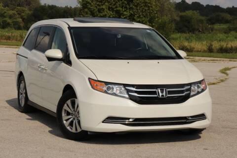 2015 Honda Odyssey for sale at Big O Auto LLC in Omaha NE