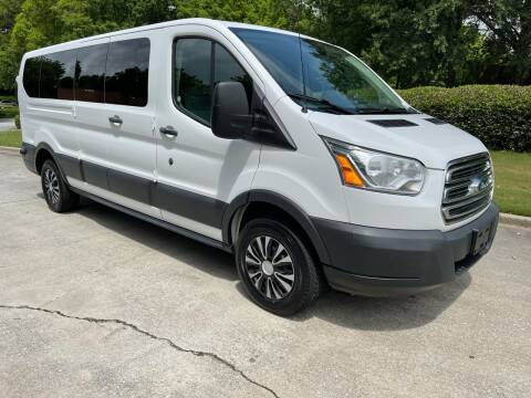 2015 Ford Transit Passenger for sale at United Luxury Motors in Stone Mountain GA