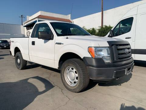 2010 Ford F-150 for sale at Best Buy Quality Cars in Bellflower CA