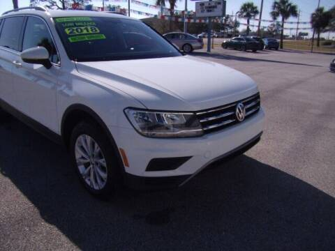 2018 Volkswagen Tiguan for sale at Auto Brokers in Gulf Breeze FL