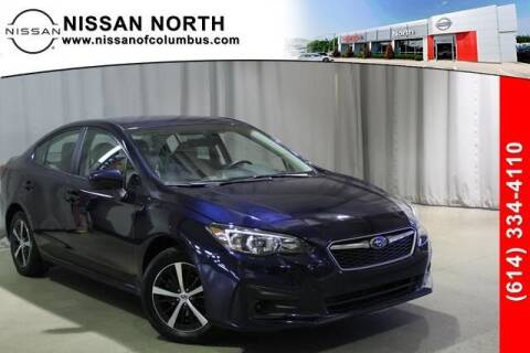 2019 Subaru Impreza for sale at Auto Center of Columbus in Columbus OH