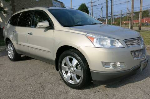 2012 Chevrolet Traverse for sale at VA MOTORCARS in Cleveland OH