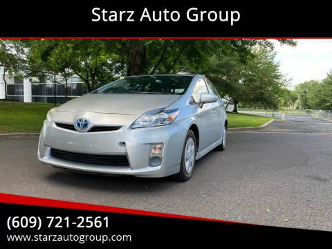 2010 Toyota Prius for sale at Starz Auto Group in Delran NJ