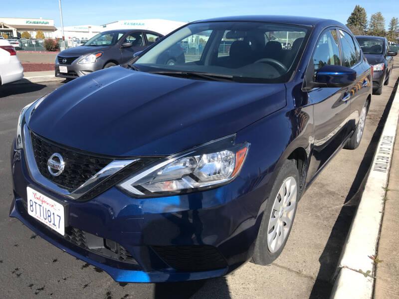 2019 Nissan Sentra for sale at AutoDistributors Inc in Fulton CA