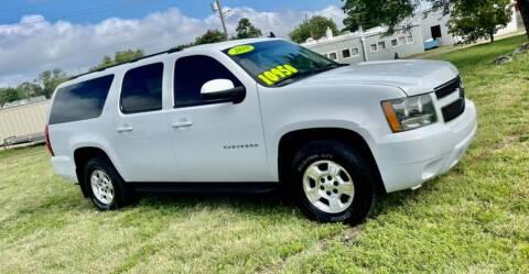 2010 Chevrolet Suburban for sale at Island Auto Express in Grand Island NE