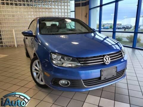 2012 Volkswagen Eos for sale at iAuto in Cincinnati OH