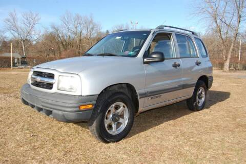 2000 Chevrolet Tracker for sale at New Hope Auto Sales in New Hope PA