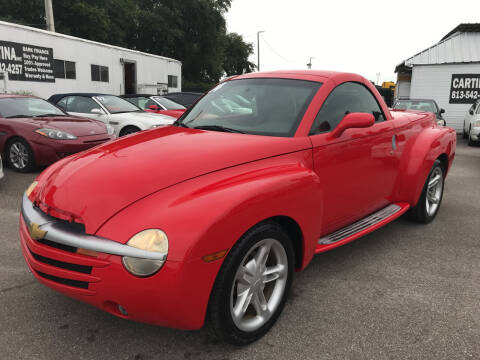 2004 Chevrolet SSR for sale at Cartina in Tampa FL