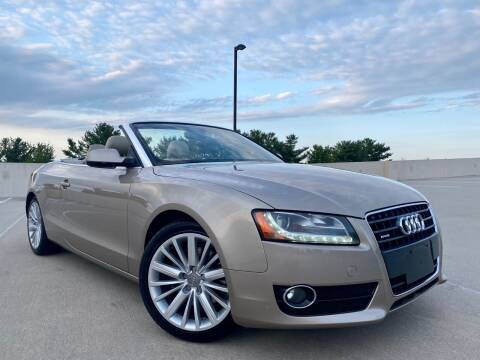 2011 Audi A5 for sale at Car Match in Temple Hills MD