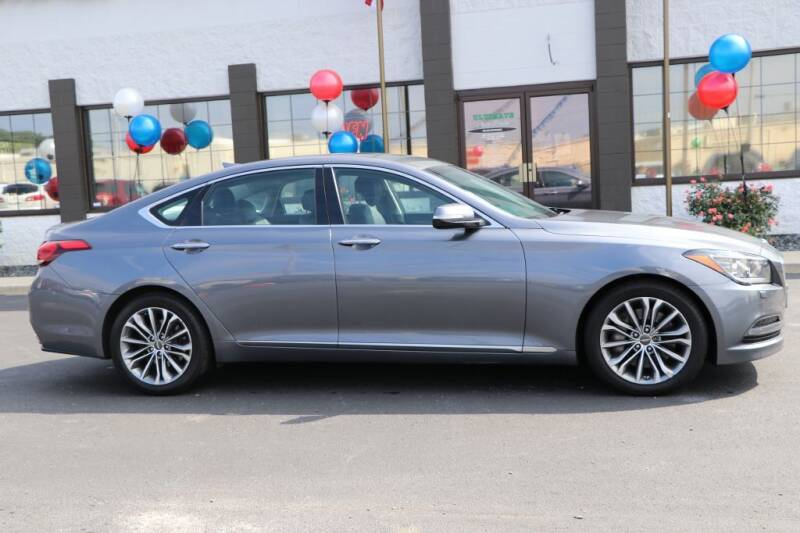 2016 Hyundai Genesis for sale at Ultimate Auto Deals DBA Hernandez Auto Connection in Fort Wayne IN