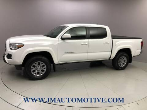 2018 Toyota Tacoma for sale at J & M Automotive in Naugatuck CT
